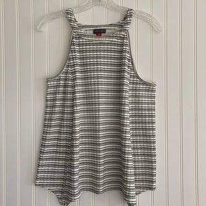 Vince Camuto A-line sleeveless top SIZE PM